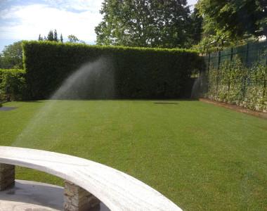 Allestimento impianti di irrigazione